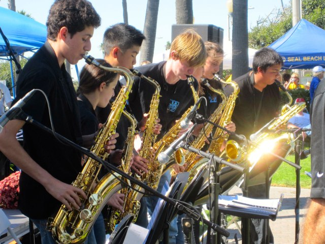 Los Alamitos High School Jazz One