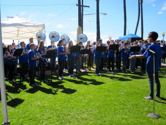 Los Alamitos High School Marching Band