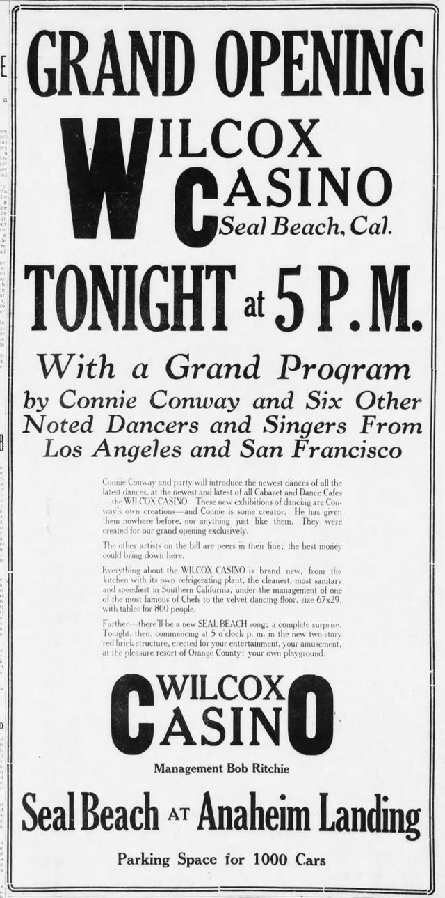 May_13_1916_Wilcox_Casino_grand_opening