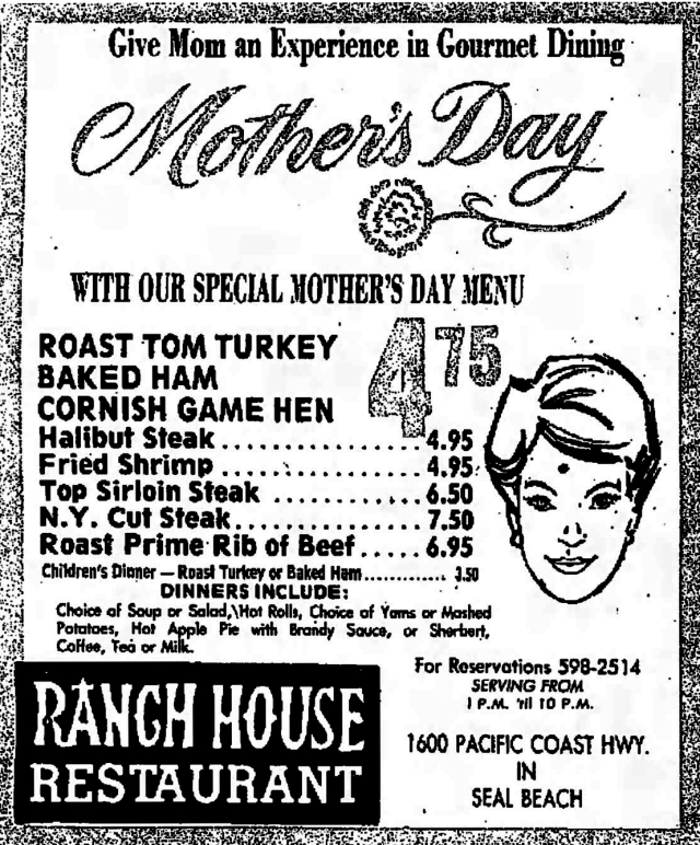 May_6_1975_101_Ranch_House_Ad