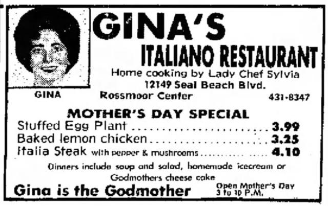 May_9_1975_Gina__039_s_Italiano_ad
