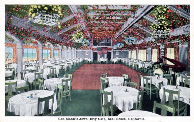 Gus Mann's Jewel City Cafe
