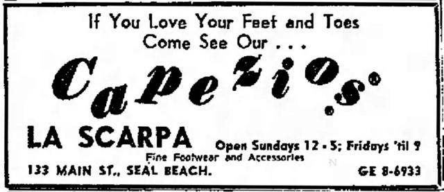 July_31_1960_La_Scarpa_Ad