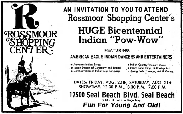 Aug_20_1976_Bicentennial_Pow_Wow_at_Rossmoor_Center