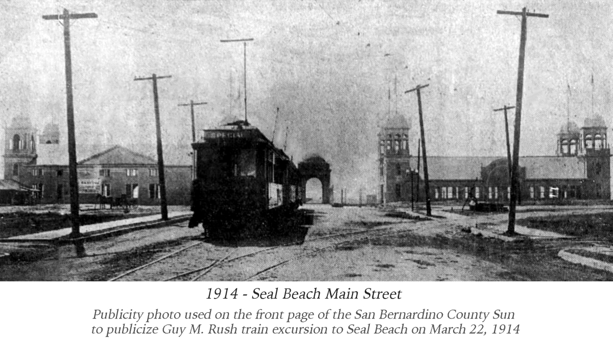 March 22nd in Seal Beach History